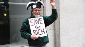The rich are dying to avoid paying taxes