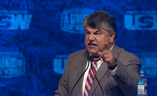 "Trumka: Workers ""confused, angry, frustrated, scared"""