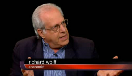 Marxist economist Richard Wolff draws overflow crowds