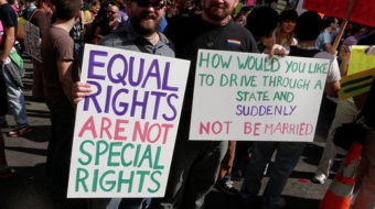 Reader voices: Relationships with no rights
