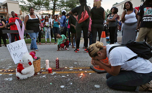 U.S.: Ferguson police routinely discriminated against African Americans