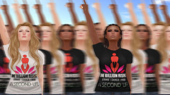 One Billion Rising fights domestic violence, rape culture