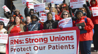 Nurses: court decision is a threat to public health and safety, workers' rights