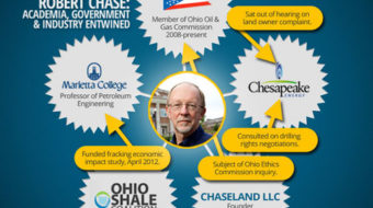 Is the fracking industry bribing professors?