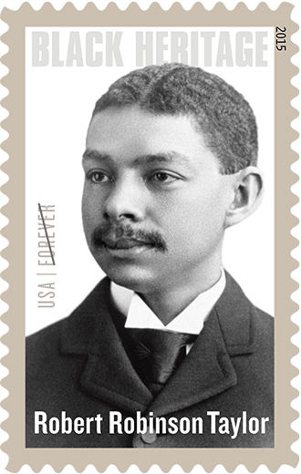 Today in African-American history: Honoring Robert Robinson Taylor