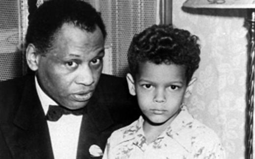 Julian Bond: in the footsteps of Robeson, Du Bois
