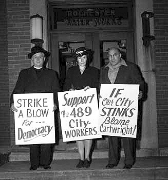 Today in labor history: Rochester general strike