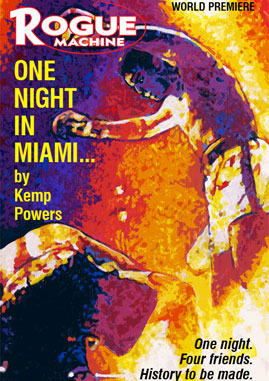 """One Night in Miami…"" before he became Muhammad Ali"
