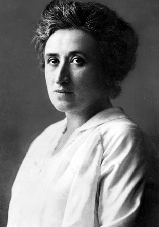 Today in women's history: Rosa Luxemburg born in 1871
