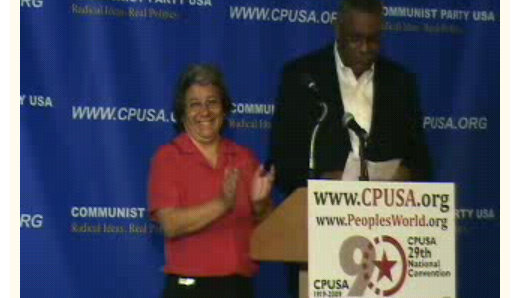 CPUSA convention video: Socialism — sustainable and necessary