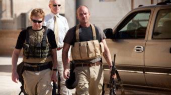 Working class film legends offer new Iraq thriller