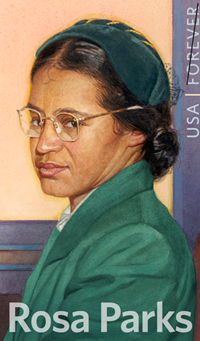 The vision of Rosa Parks