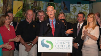 Florida's wildlife and environment endangered by the governor