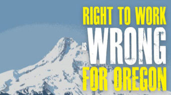 Oregon 'right-to-work' initiative dropped