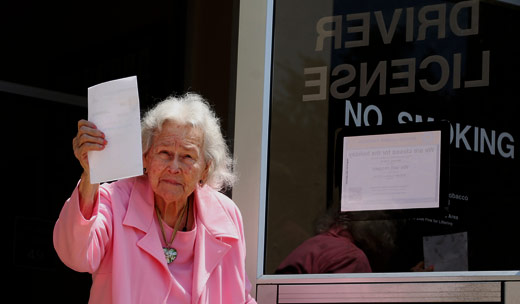 Courts block Voter ID schemes in Texas and Wisconsin