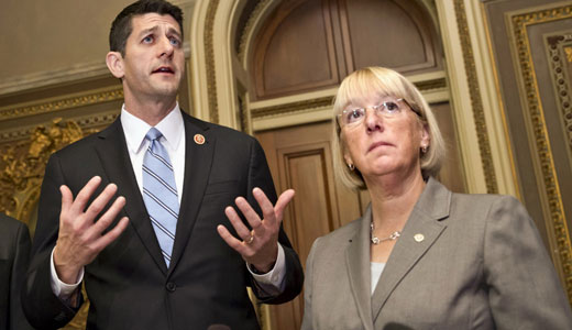 Bipartisan budget deal announced