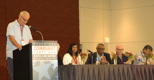 Communists in convention: What our mission is and isn't