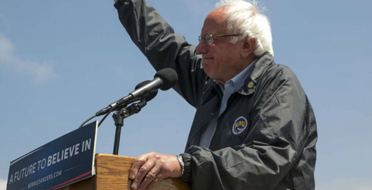 The Bernie movement moves on