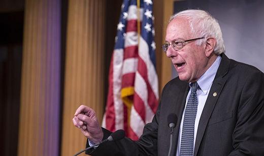Bernie Sanders slams Republicans on Social Security