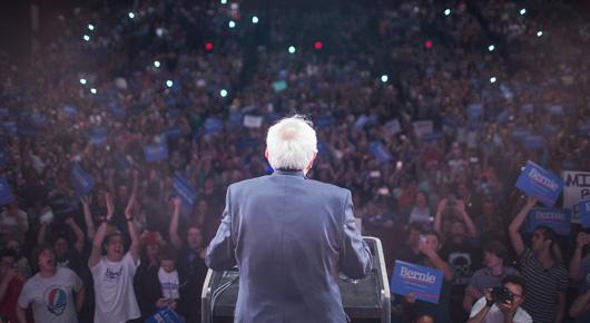 After Western primaries Democratic leaders urge Sanders to stay in race