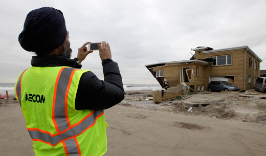 $27 million granted to hire New York's unemployed for Sandy relief