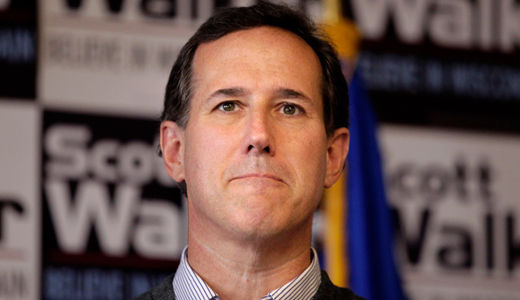 Santorum quits Republican contest
