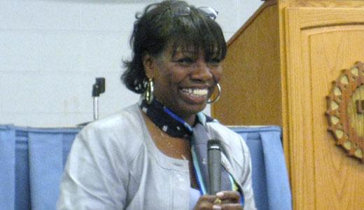 Labor movement celebrates Saundra Williams