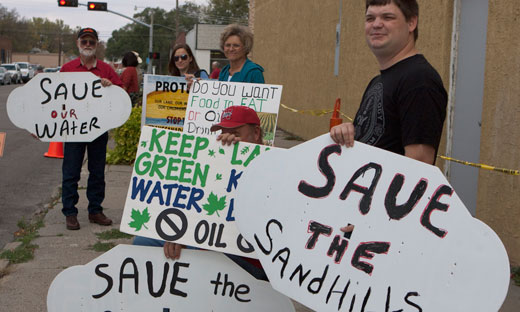 Six reasons to oppose Keystone pipeline
