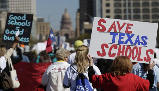 Houston teachers expose problems with 'teach to the test'
