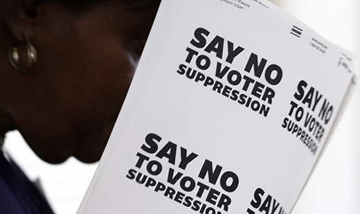Voting summit carries on march for voting rights