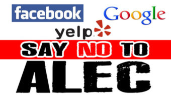 Google and Facebook unfriend ALEC