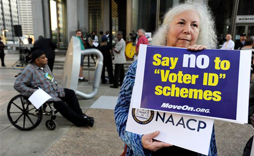 Day of reckoning set for Texas voter ID law