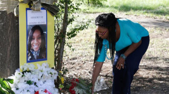 Texas trooper who arrested Sandra Bland indicted for perjury