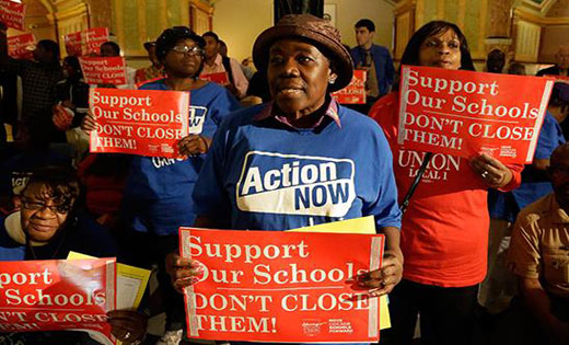 In response to school closures, a new movement is born