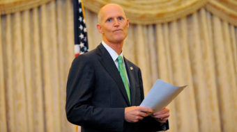 Gov. Scott ramps up war on women