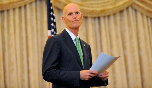 Gov. Scott ramps up war on women