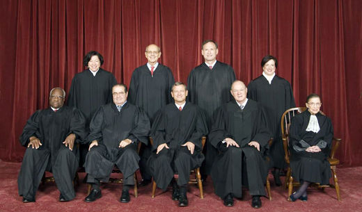 "Supreme Court authorizes ""serious invasions of privacy"""