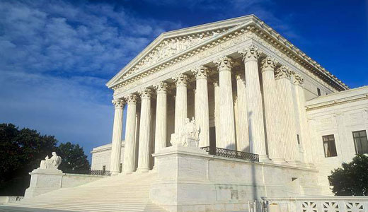 Justices let stand, but limit, ruling against card check