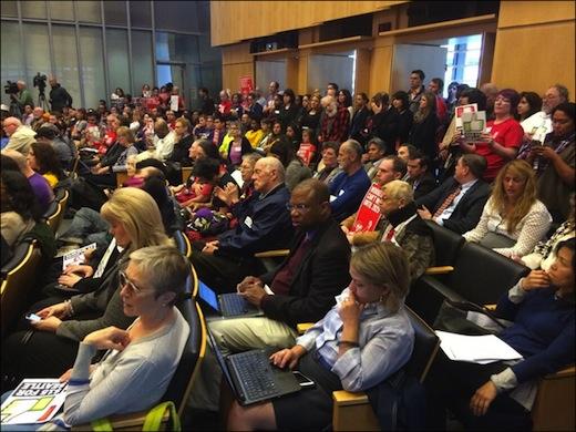 Seattle City Council panel OKs $15 an hour minimum wage