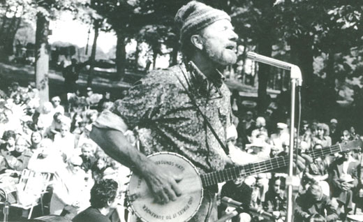 Pete Seeger and American communism