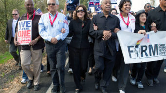Thousands end 2012 Selma to Montgomery march