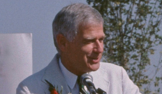 A tribute to Senator Mark Hatfield