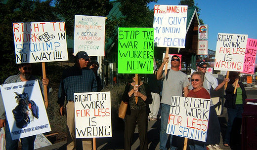 How a small town council routed the union busters