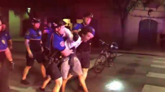 Jaywalking leads to series of brutal arrests in Austin, Texas