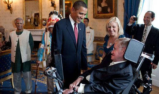 Today in labor history: Stephen Hawking born