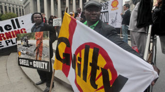 Media throws blanket on Shell Oil atrocities in Nigeria