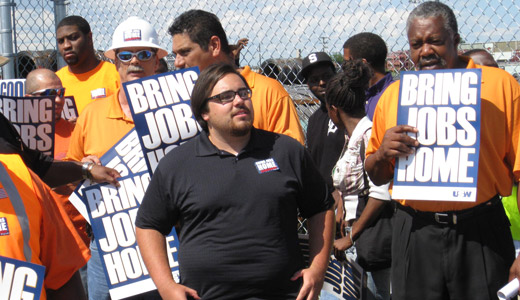 Ship products not jobs, say Detroiters