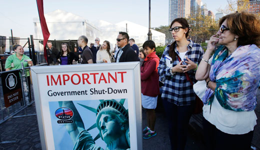 Government shutdown to crash into debt ceiling crisis?