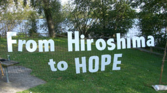 Seattle hosts 25th Annual From Hiroshima to Hope event