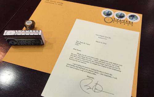 U.S.-Cuba direct mail service resumes